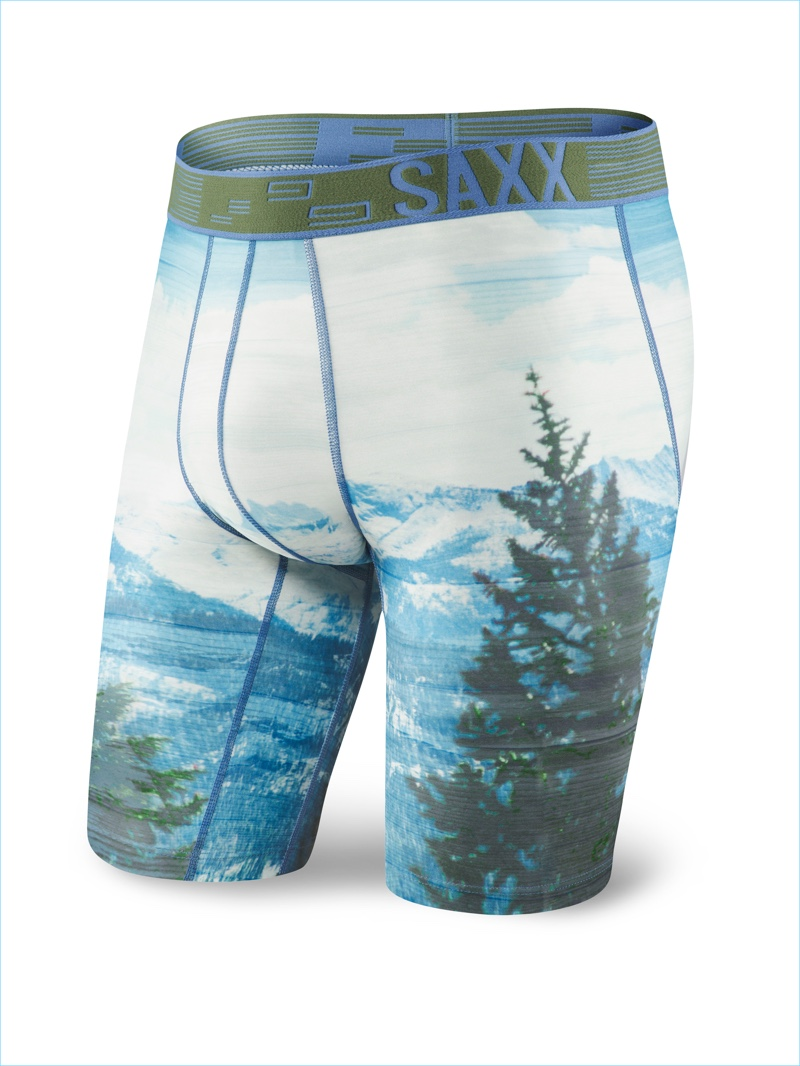 Kevin Love Collaborates with SAXX on Underwear Collection