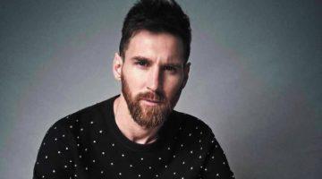Leo Messi Poses for Esquire México, Talks Football Career