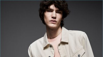 The New Rules: Mango Man Unveils Sporty Spring Trend