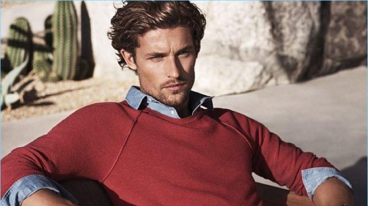 Wouter Peelen Returns for Michael Kors' Spring '17 Campaign