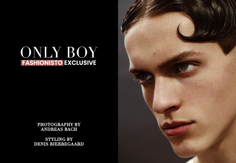 Fashionisto Exclusive: Oskar Dalsjø photographed by Andreas Bach