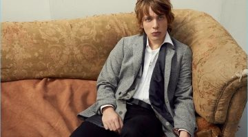 Paul Smith Looks to American Style Icons for Mr Porter Capsule Collection