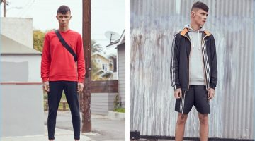 Street Leisure: Revolve Highlights Current Athleisure Trend
