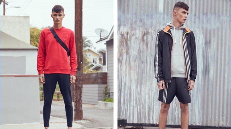 Street Leisure: Revolve Highlights Current Athleisure Trend