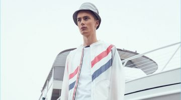 Seasick: Forward Features Thom Browne's Nautical Styles