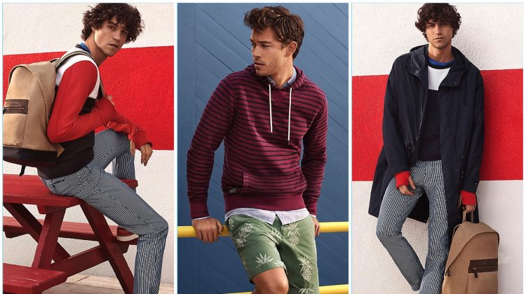 Tommy Hilfiger Makes a Casual Color Statement for Spring '17