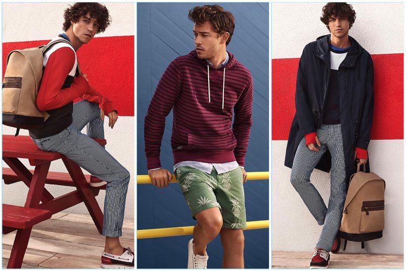 Tommy Hilfiger Spring/Summer 2017 Menswear
