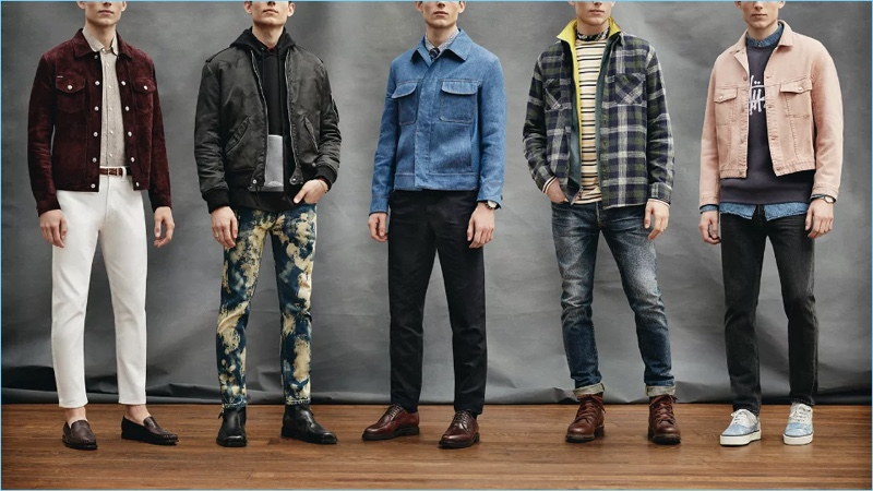 How To Wear Denim Mr Porter Men S Style Guide The Fashionisto