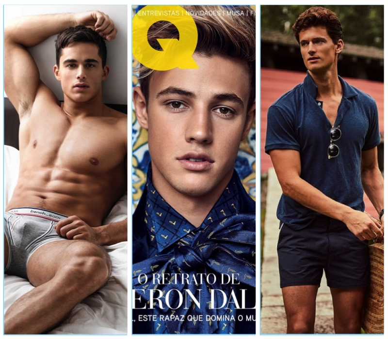 Week In Review Pietro Boselli For Bench Body Cameron