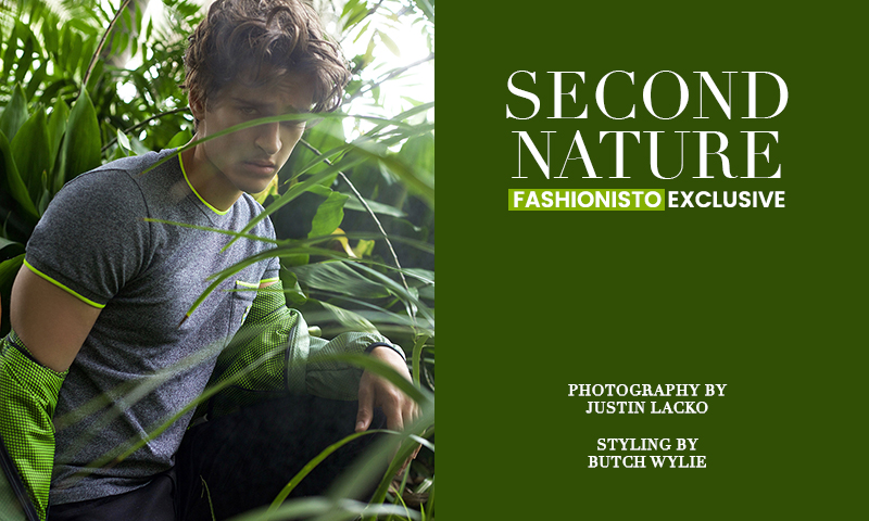 Fashionisto Exclusive: Guy Vadas photographed by Justin Lacko.