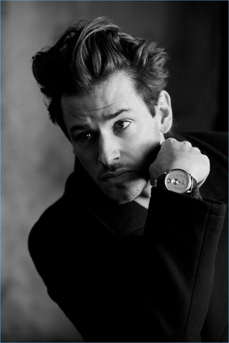 Gaspard Ulliel Stars in Monsieur de Chanel Campaign