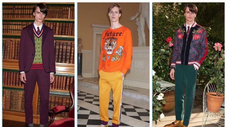 Just In: Gucci's Exclusive Mr Porter Collection