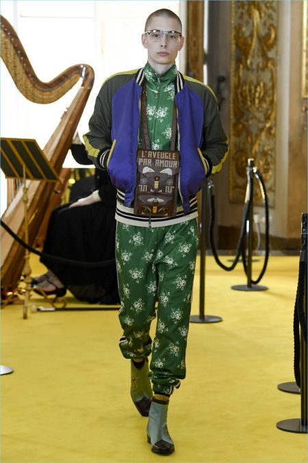 Gucci Cruise 2018 Men S Runway Collection The Fashionisto