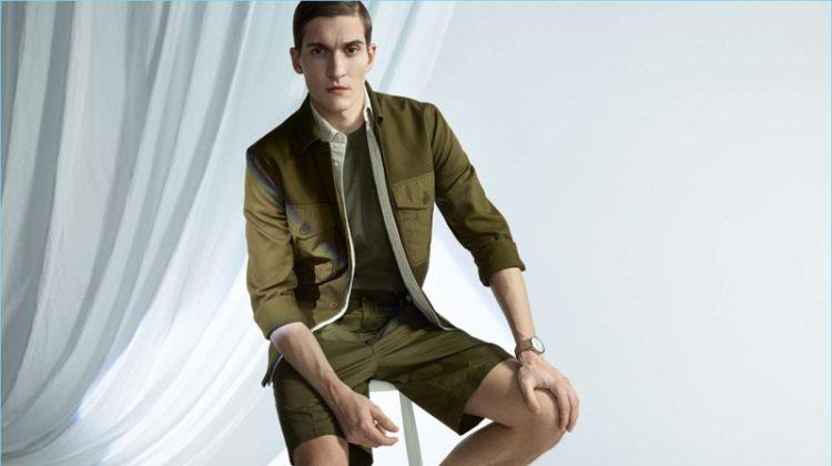 S/S '17 Trends: Matvey Lykov Rocks H&M's Must-Have Styles