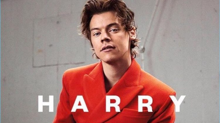 Harry Styles Covers The Sunday Times Magazine, Shares Appeal of Going Solo