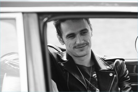 Coach Enlists James Franco for New Fragrance Campaign