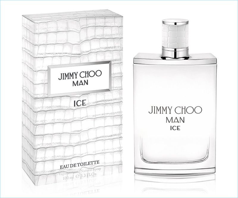Jimmy Choo Man Ice Fragrance Artwork