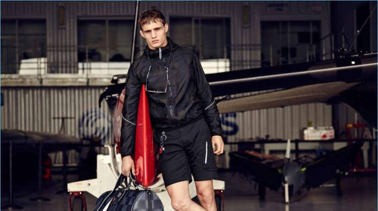 Julian Schneyder Reunites with Louis Vuitton for 2017 America's Cup Collection