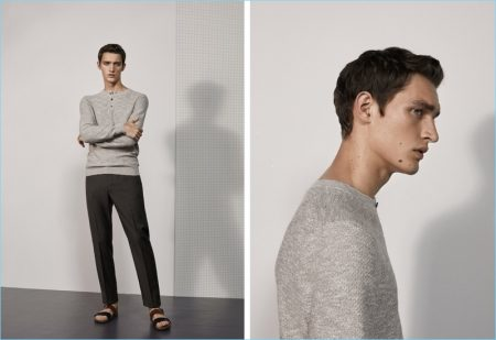The Linen Edit: Mango Man Keeps Cool