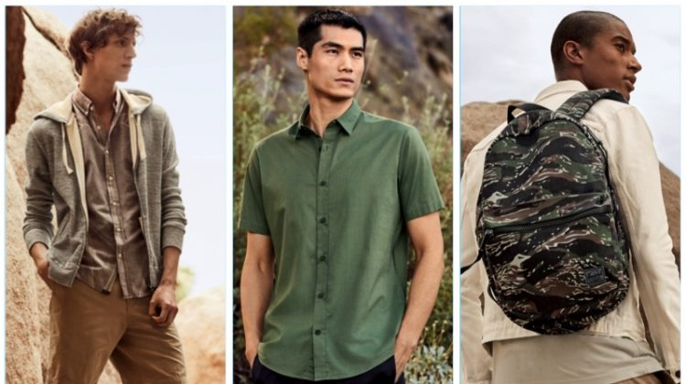 Sahara Surplus: Nordstrom Tackles Safari & Military Inspired Fashions