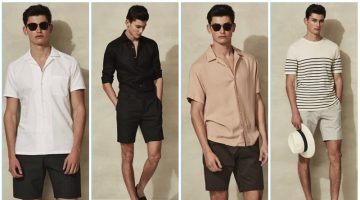 How to Wear Men's Shorts