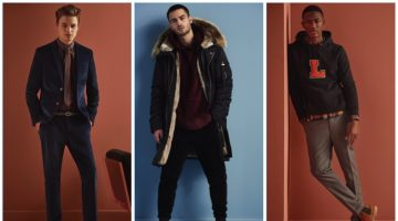 River Island Fall/Winter 2017 Men's Collection Lookbook