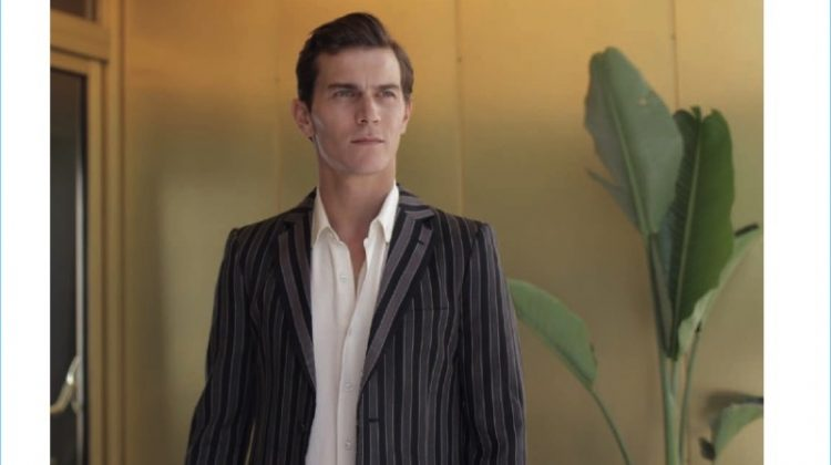 Suits: Vincent LaCrocq Dons Sleek Numbers for Forbes España