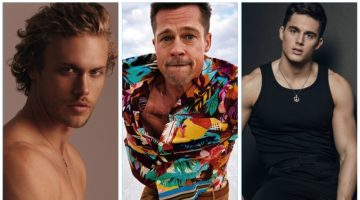 Week in Review: Wilhelmina Models, Brad Pitt, Pietro Boselli + More