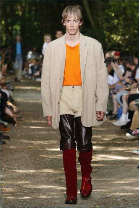 Balenciaga Courts the Family Man with Spring '18 Collection