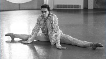 Balmain's Olivier Rousteing Designs for Paris Opéra Ballet
