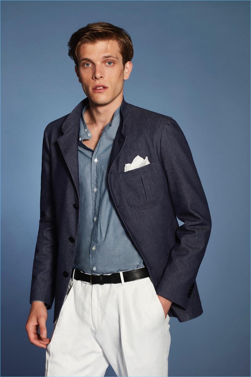 Boglioli presents its spring-summer 2018 men's collection.