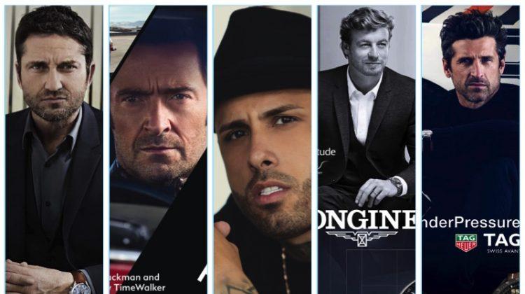 Take 5 Ads: Gerard Butler, Hugh Jackman + More Celebs Turn Model