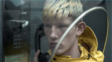 Connor Newall appears in a new fashion editorial GQ España.