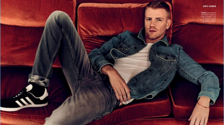 Daniel Newman Covers Attitude, Talks Coming Out