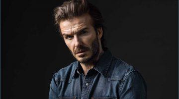 David Beckham Signs on as Tudor Brand Ambassador
