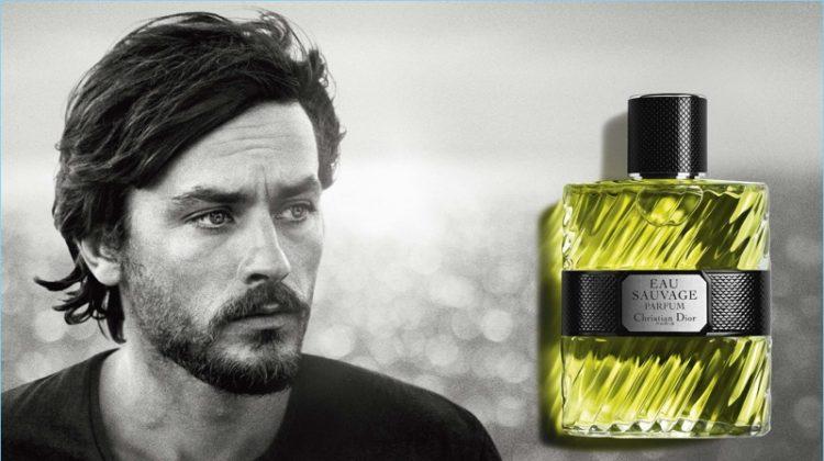 Dior Eau Sauvage Campaign Features Young Alain Delon