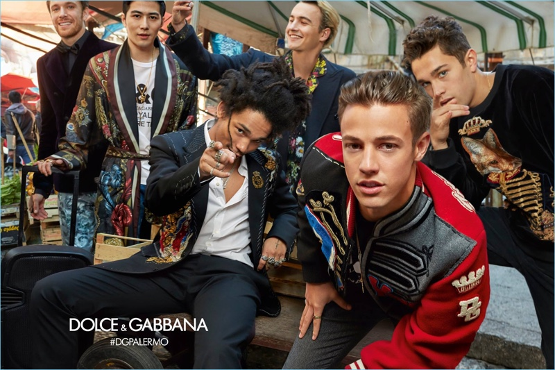 cd9a8279bca ... Dolce   Gabbana Fall  17 Campaign. Published on June 13