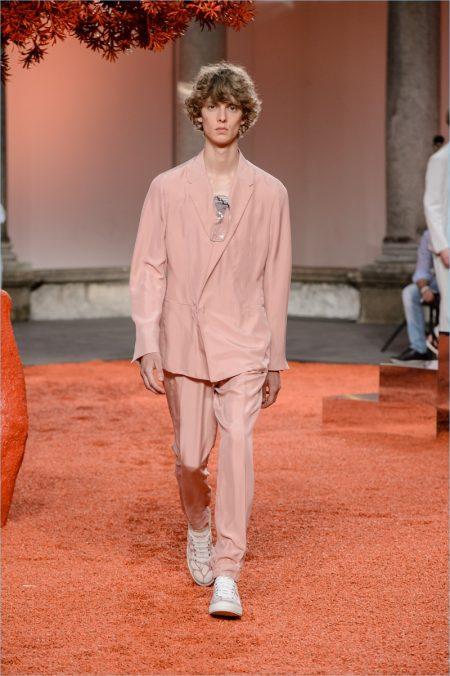 Alessandro Sartori Makes Dreamy Ermenegildo Zegna Couture Debut with Spring '18 Collection