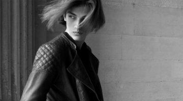 Paris Calling: Model Portraits by Kevin Pineda
