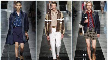 Fendi Spring/Summer 2018 Menswear