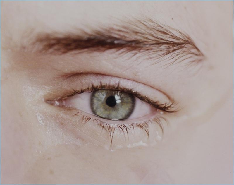 Harley Weir Photographs Harry Styles for Debut Album Artwork