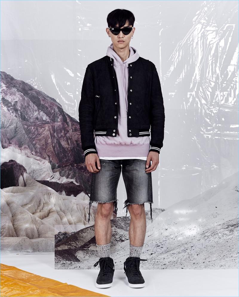John Elliott presents its spring-summer 2018 men's collection.