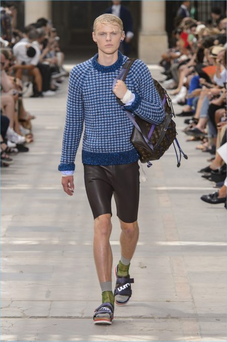 f1165695433f Louis Vuitton Delivers Tropical Holiday for Spring  18 Collection