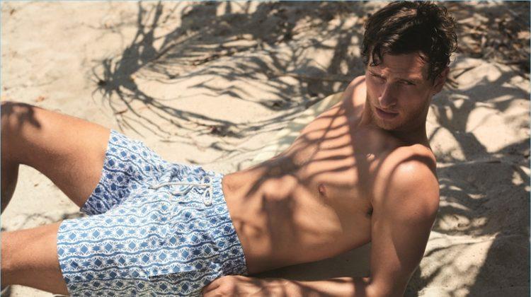 Tom Warren Takes to Costa Rica in Love Brand & Co. Swimwear