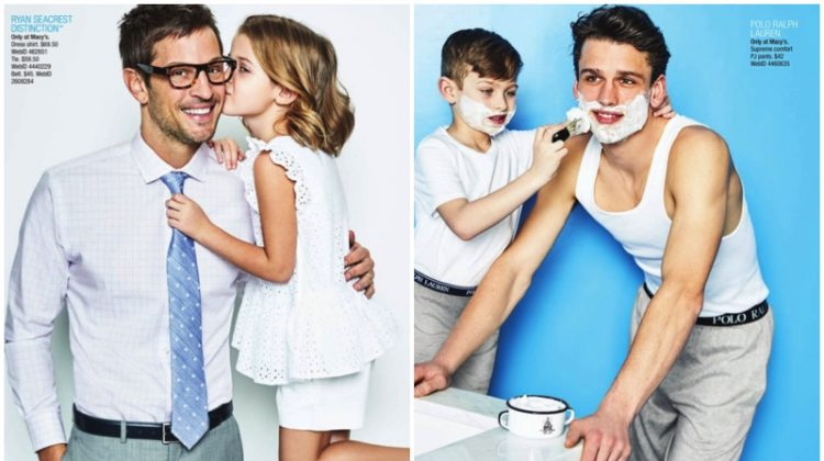 Simon Nessman, Kelly Rippy + More Help Macy's Celebrate Father's Day