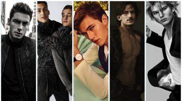 Discover the latest men's campaigns from Tatras, Emporio Armani, Daniel Wellington, Roberto Cavalli, and Paco Rabanne.