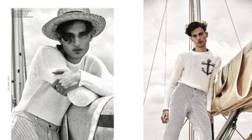 Esquire Turkey Sets Sail, Proposes Nautical Summer Style