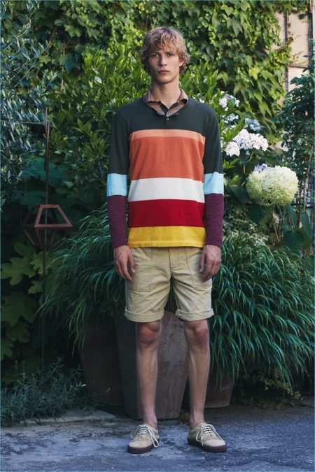 Missoni Delivers Erwin Fieger Inspired Spring '18 Collection