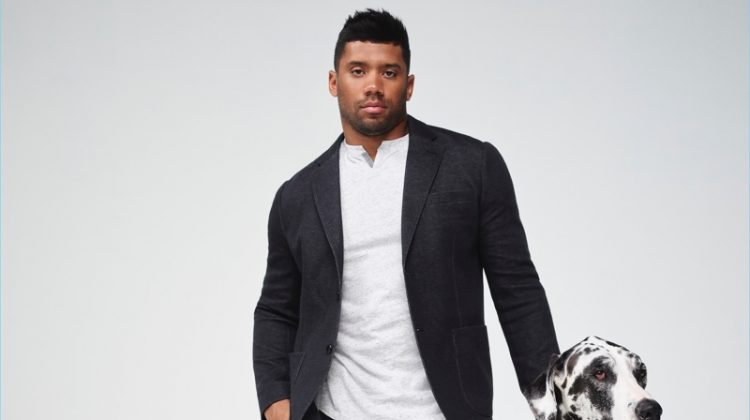 Nordstrom Taps Russell Wilson & Taye Diggs for Anniversary Sale Campaign