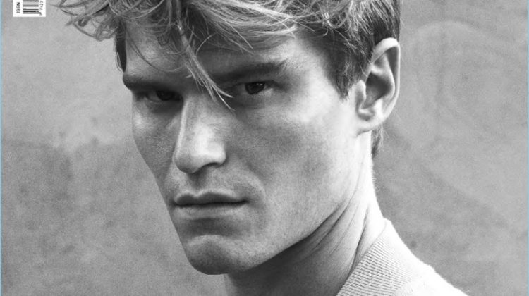 The Midas Touch: Oliver Cheshire Reunites with Da Man for Cover Shoot